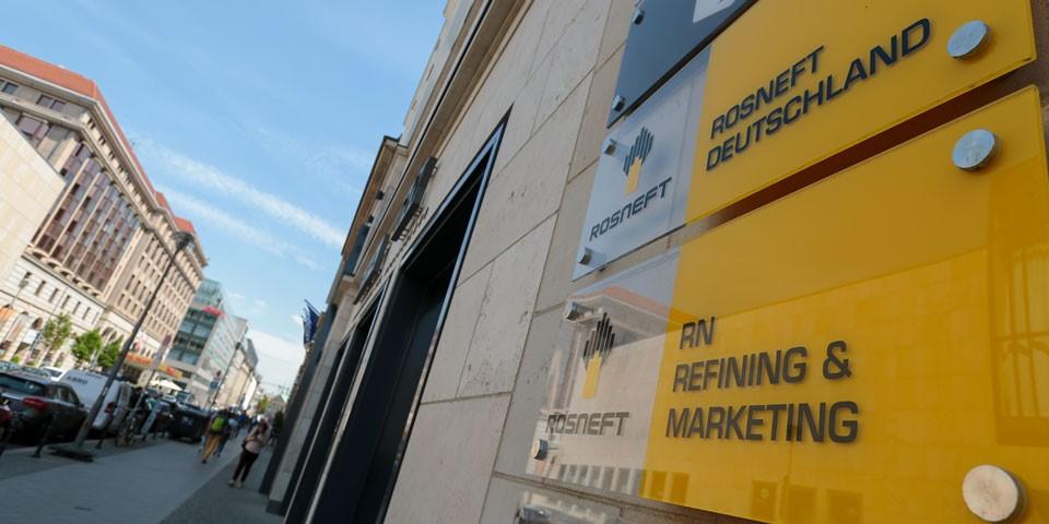 Niemiecka Rosneft w natarciu