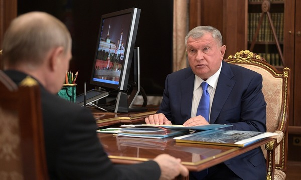 Sechin's Tax Privileges At Risk: Is Putin Changing His Mind?