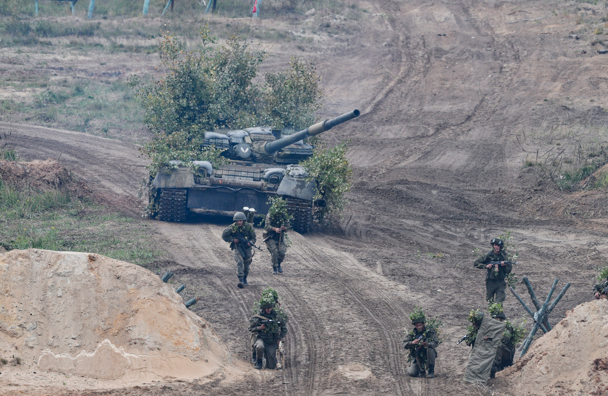 Tsentr 2019 and More: Russian Military Drills Reach Their Apex