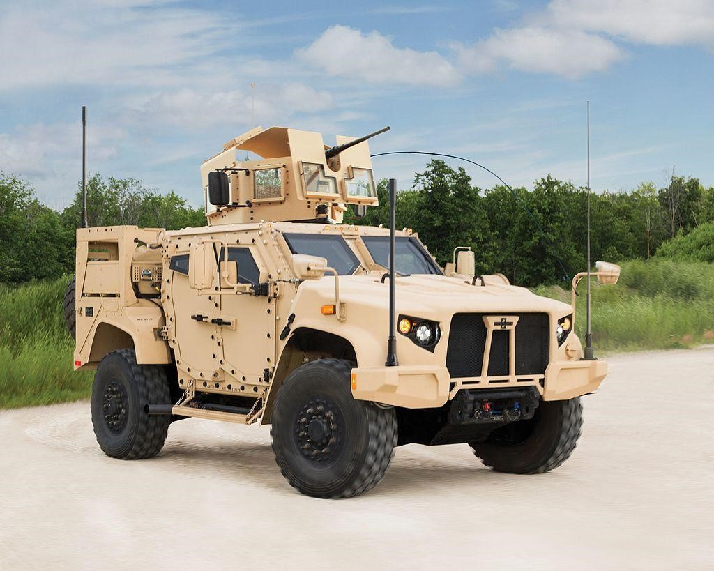Lithuania Receives the U.S. Approval to Purchase Hundreds of JLTV Armoured Vehicles