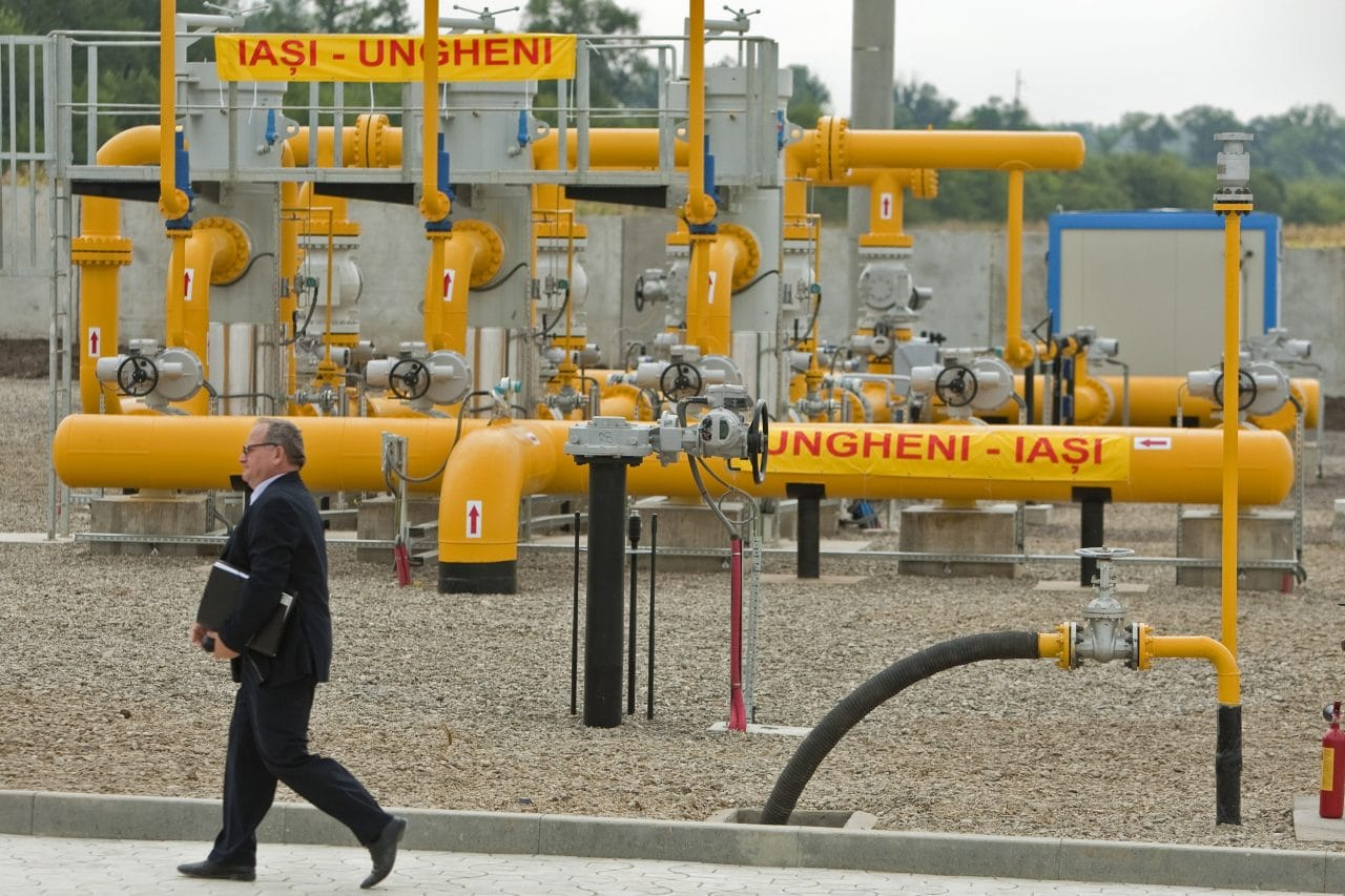 Romanian Gas to Be Imported to Ukraine Thanks to Moldova