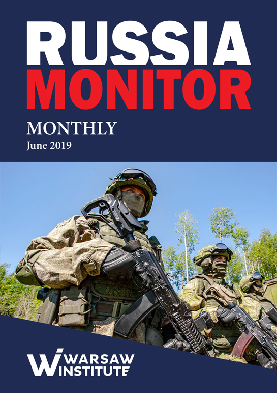 RUSSIA MONITOR MONTHLY 06/2019
