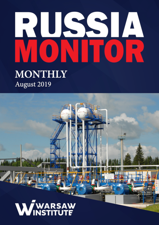 RUSSIA MONITOR MONTHLY 08/2019