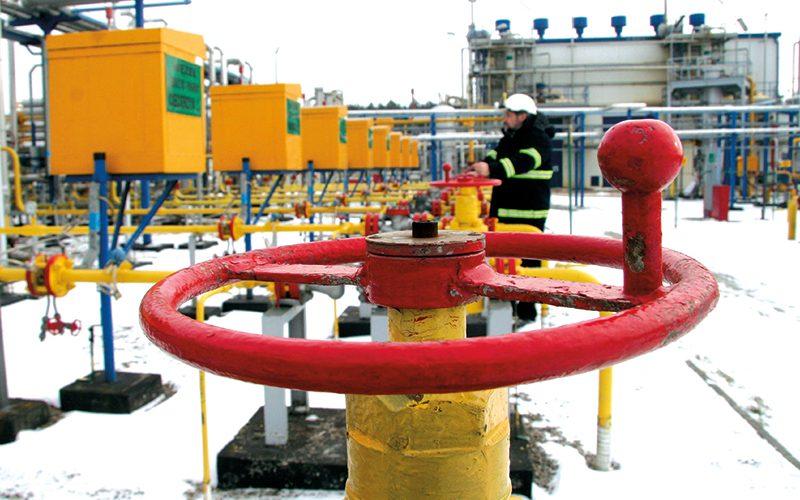 The Gas Intermarium