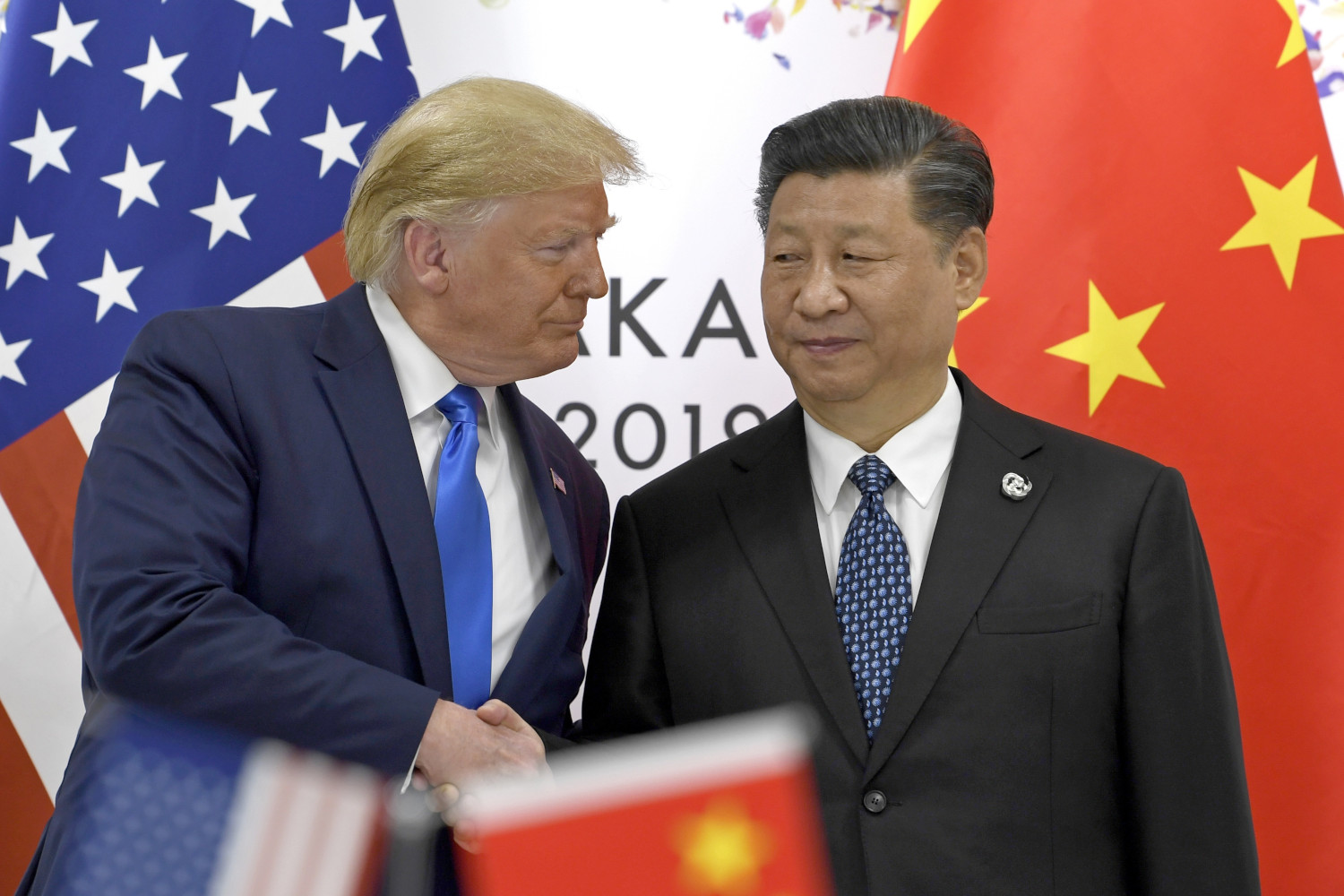 American-Chinese relations in the trade war context