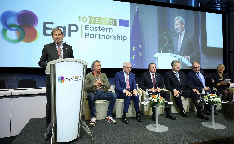 Jaka będzie przyszłość Partnerstwa Wschodniego?