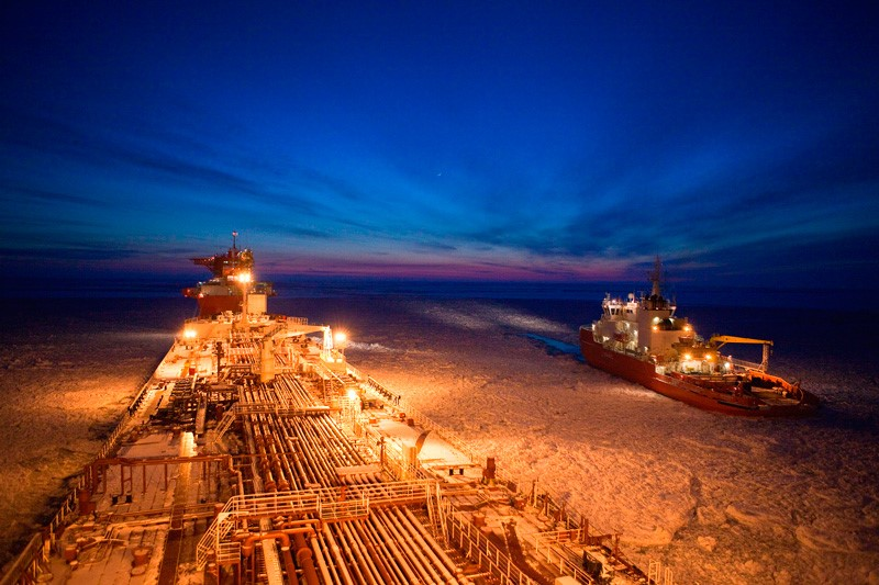 Lukoil Is Unwilling to Pour Money into Arctic Shelf Projects