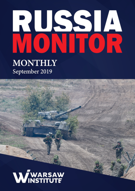 RUSSIA MONITOR MONTHLY 09/2019