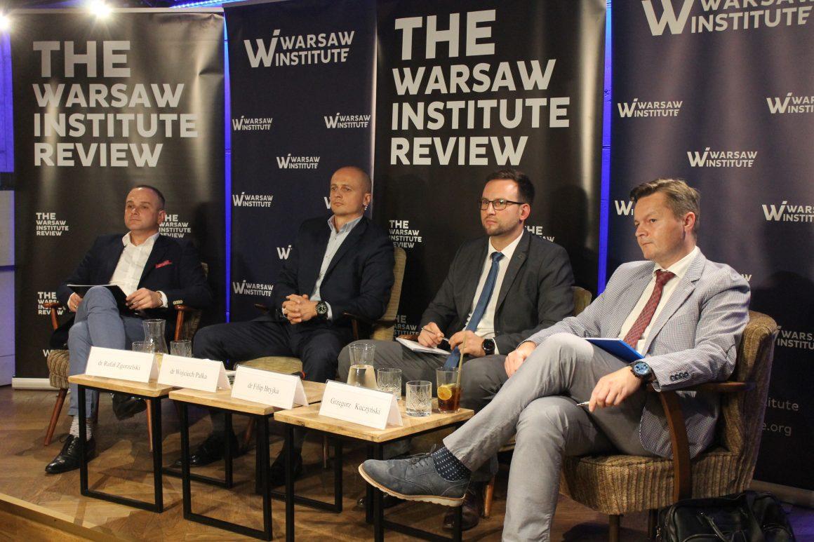 Dynamiki Geopolityczne: Prywatne Firmy Wojskowe – debata ekspertów Warsaw Institute
