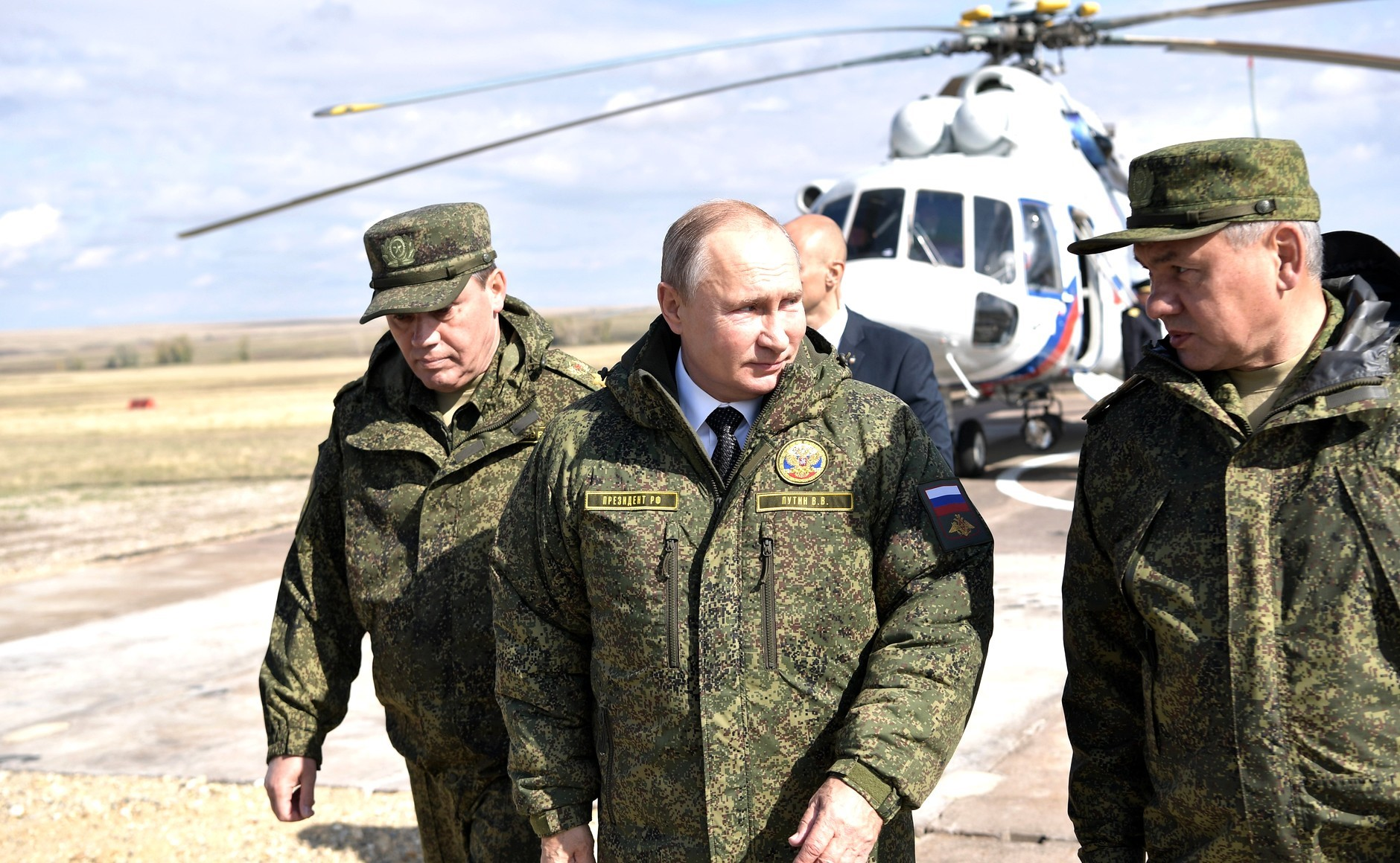 Putin Introduces Personnel Shifts in Law Enforcement Agencies