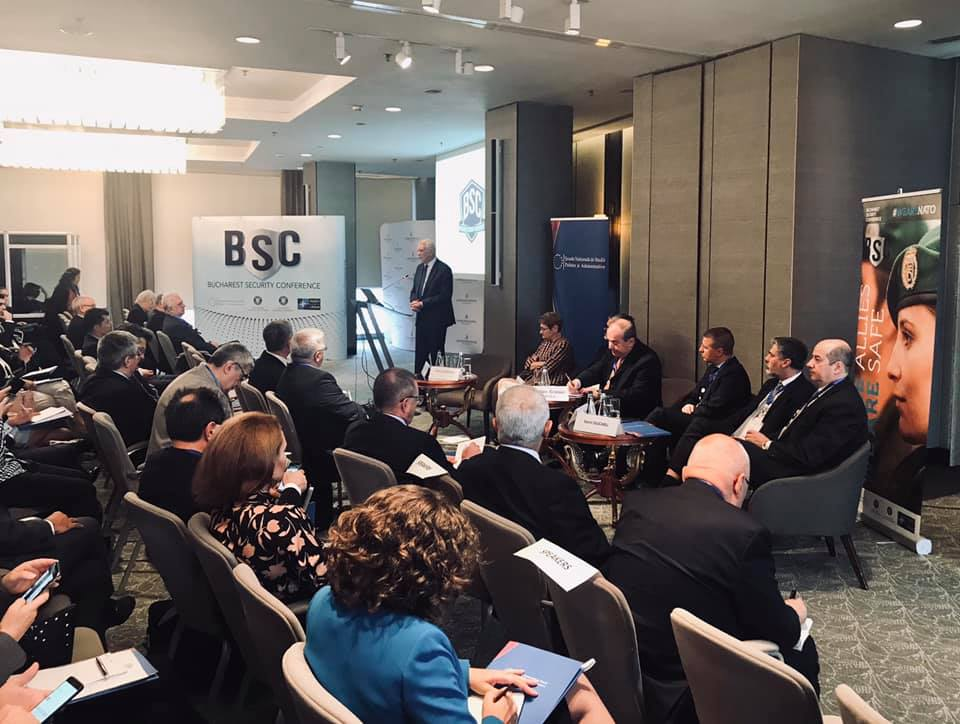 Bucharest Security Conference 2019