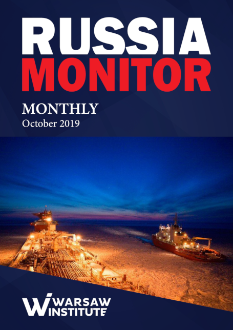 RUSSIA MONITOR MONTHLY 10/2019