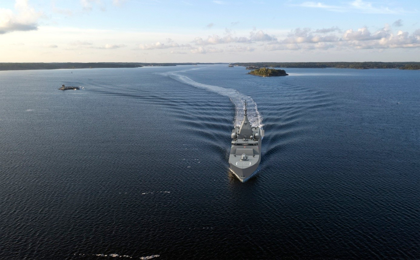 A bigger defence budget of Finland. Modernisation of the fleet and more