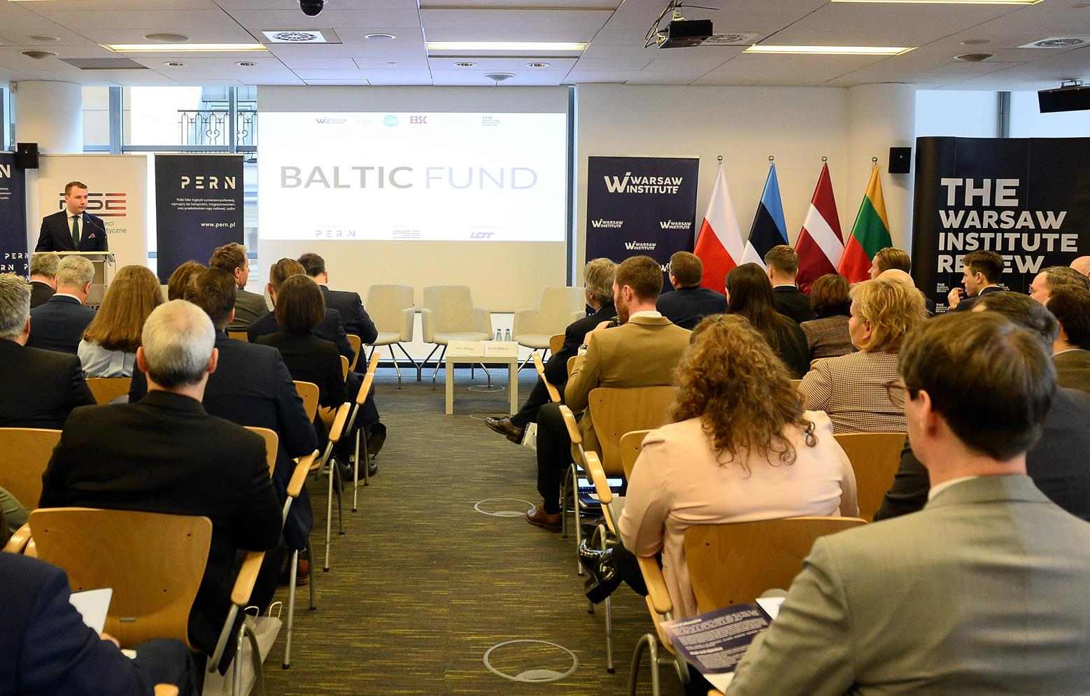 "Conference: ""NATO Eastern Flank Security. Baltic States and Poland."""