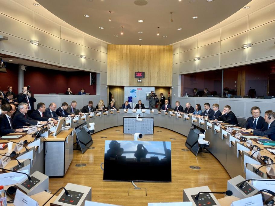 Czas ucieka, a porozumienia w sprawie tranzytu rosyjskiego gazu przez Ukrainę brak