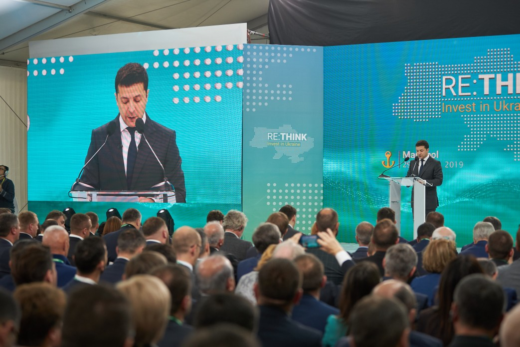 Zelensky's Presidency: The End of the Honeymoon