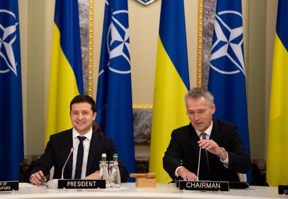 Ukraine in NATO? Zelensky and Stoltenberg Adopt Unequivocal Positions