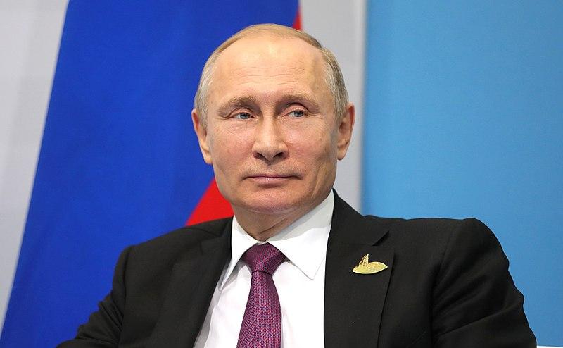 Putin podpala Wschód. Nowa strategia Rosji