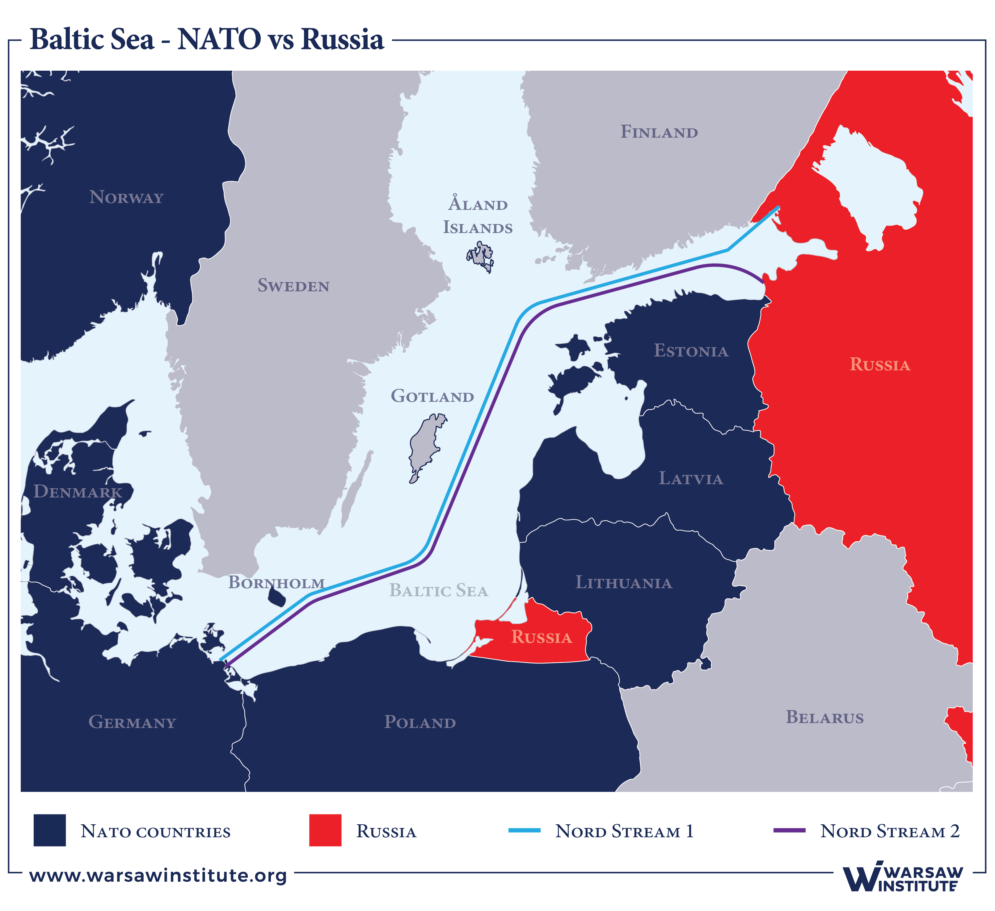 Sweden Faces the Russian Threat in the Baltic Sea | Warsaw ... on maritime climate map, al hajar mountains map, imperialism map, european union map, balkanization map, north european plain map, liwa oasis map, kentucky bend map, capital map, language family map, humid continental map,
