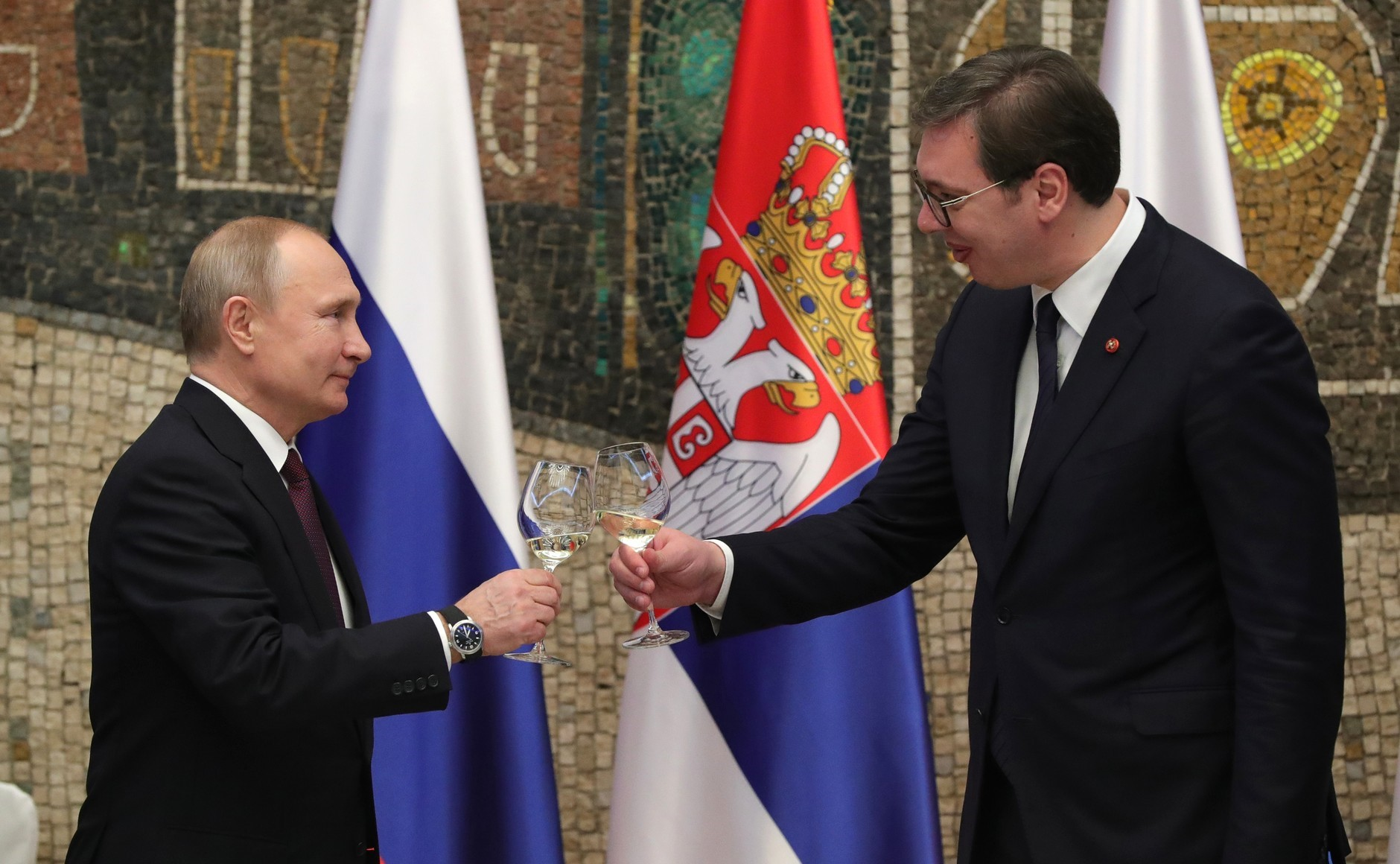Unwanted Success: Russia's GRU Suffers Setback in Serbia