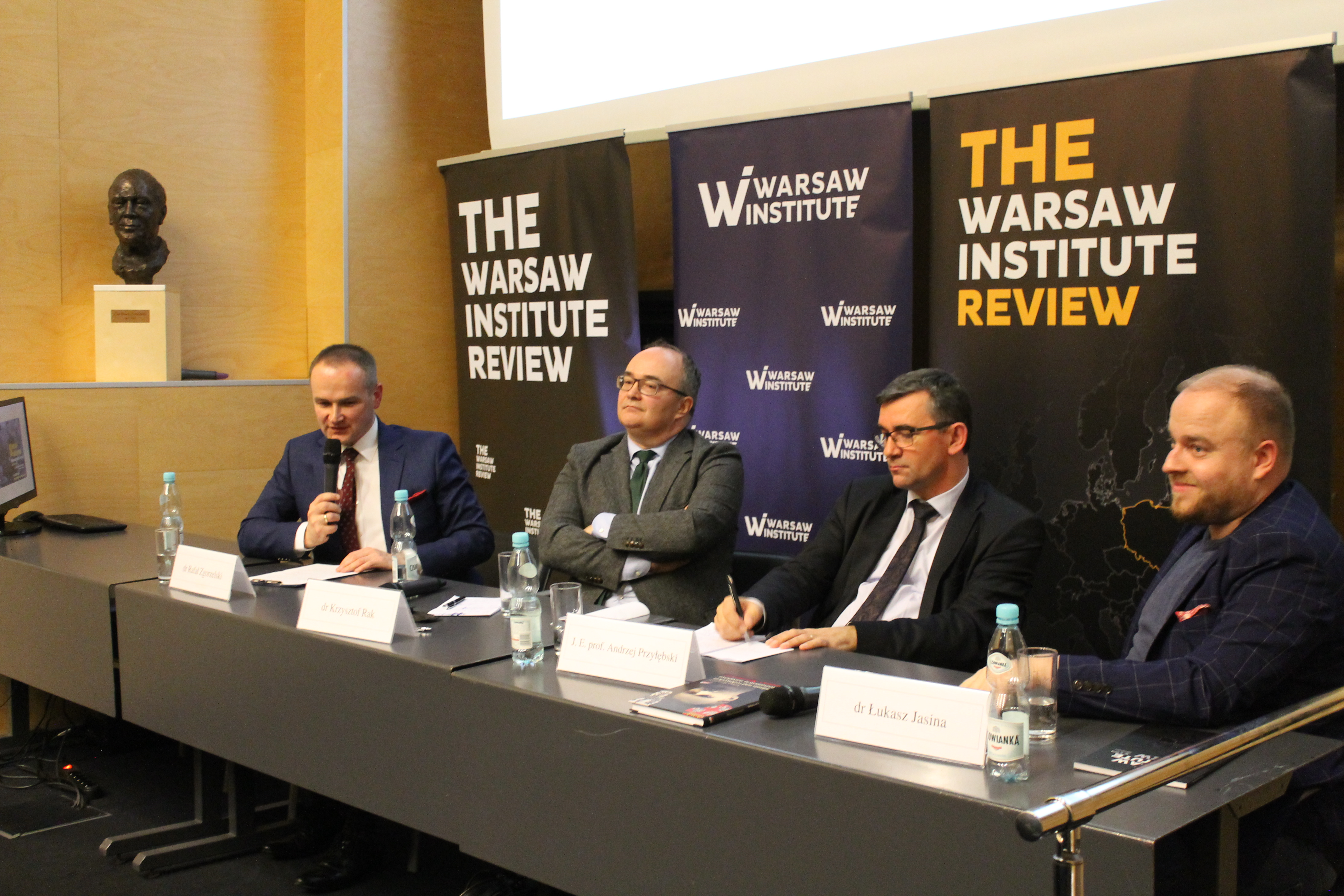 'World War II: Distorted Narratives of History' Debate with H.E. prof. Andrzej Przyłębski