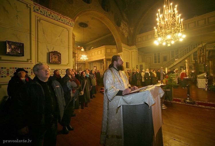 Osłabienie wpływów moskiewskiego prawosławia na Łotwie