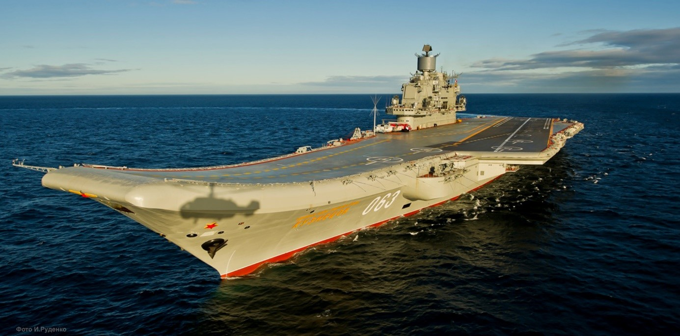Is the Russian Navy in Serious Trouble?