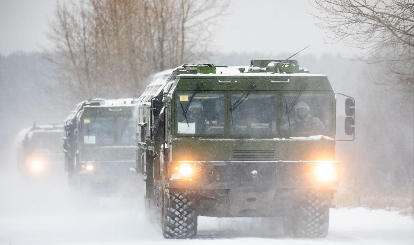 Drones, Battle Tanks, Aircraft and Iskanders: Russia Advances Military Buildup in Kaliningrad
