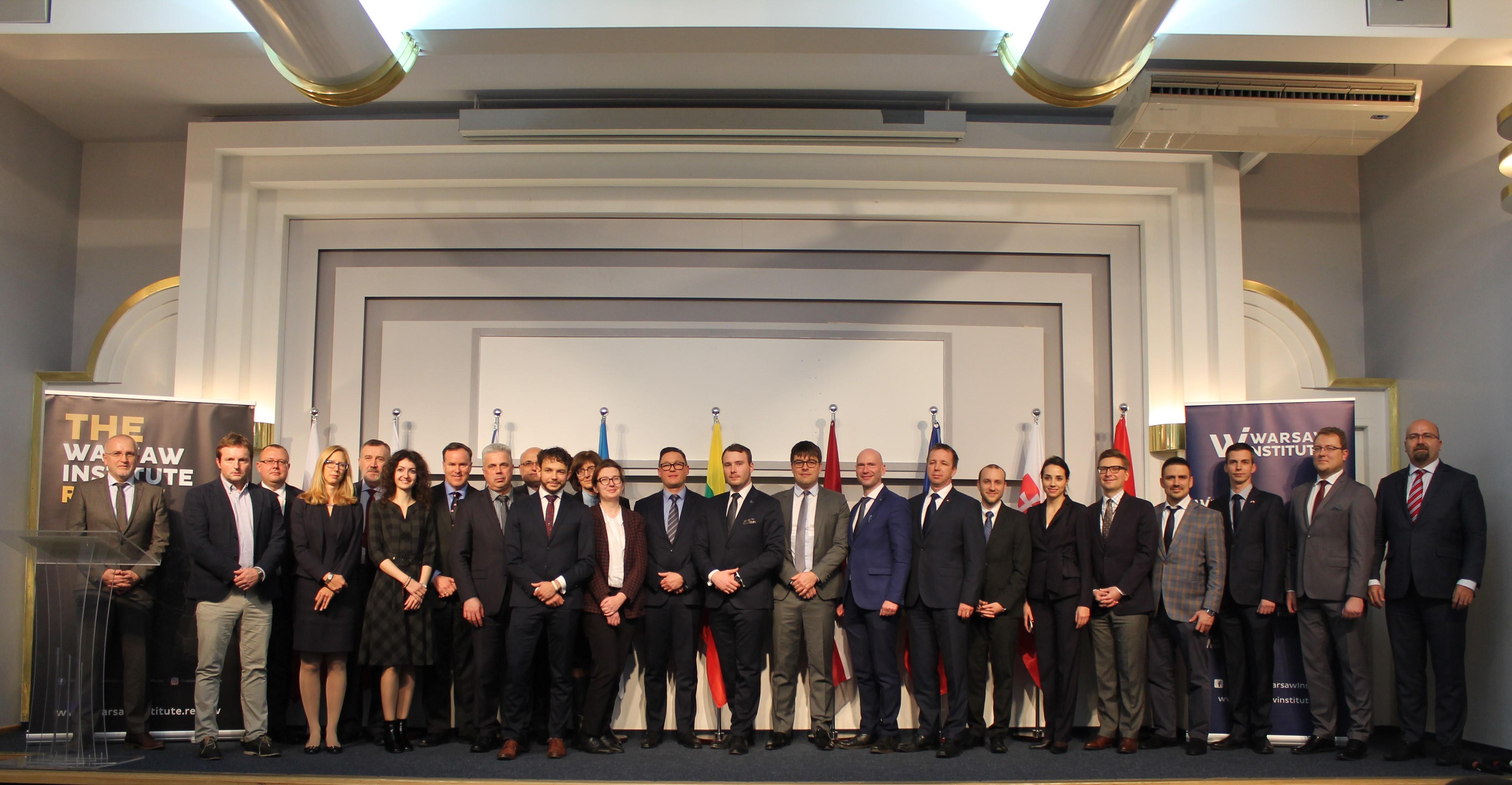 Bucharest Nine Joint Assessment for Common Understanding: Initiation Event