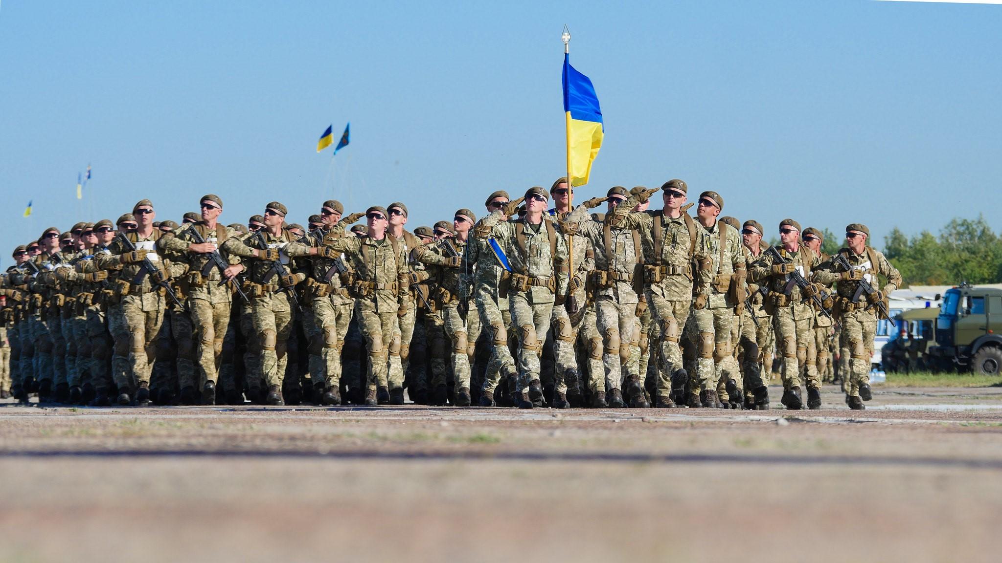 Ukraińska obronność: rekordowy budżet, konieczne reformy