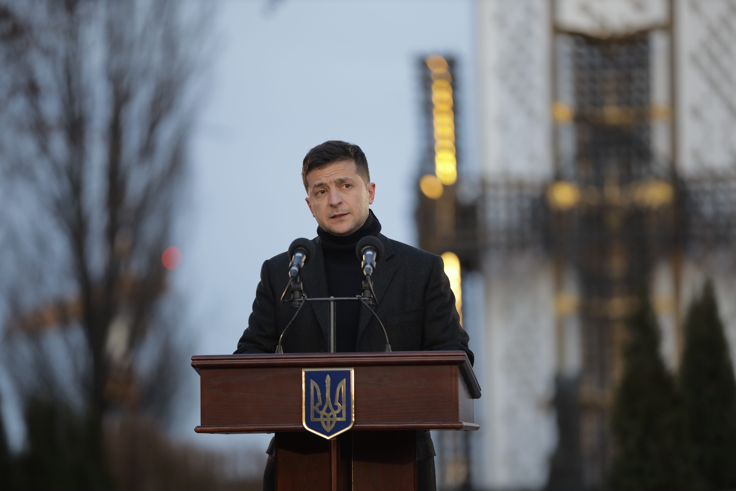 Zelensky's Problem with Kolomoyskyi