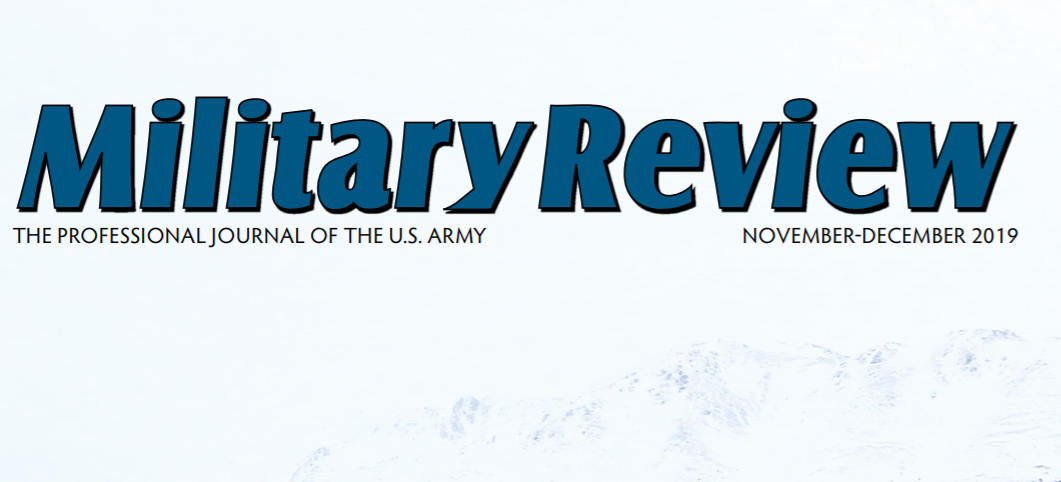 Three Warsaw Institute articles quoted in the US Army magazine