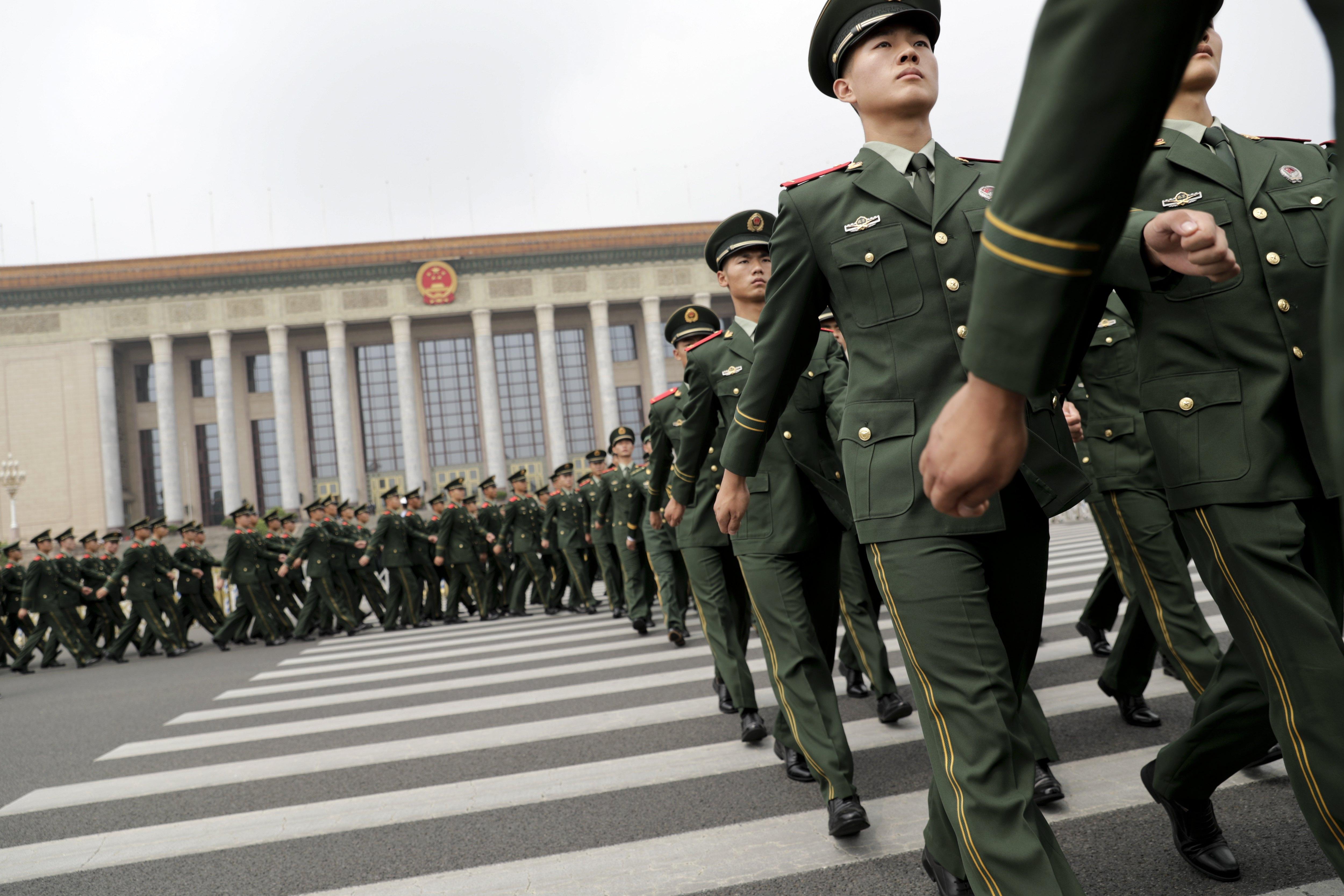 Komunistyczne Chiny