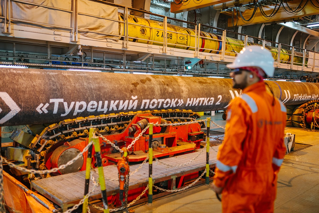 Is Bulgaria Weak Link in Russia's TurkStream Gas Pipeline?