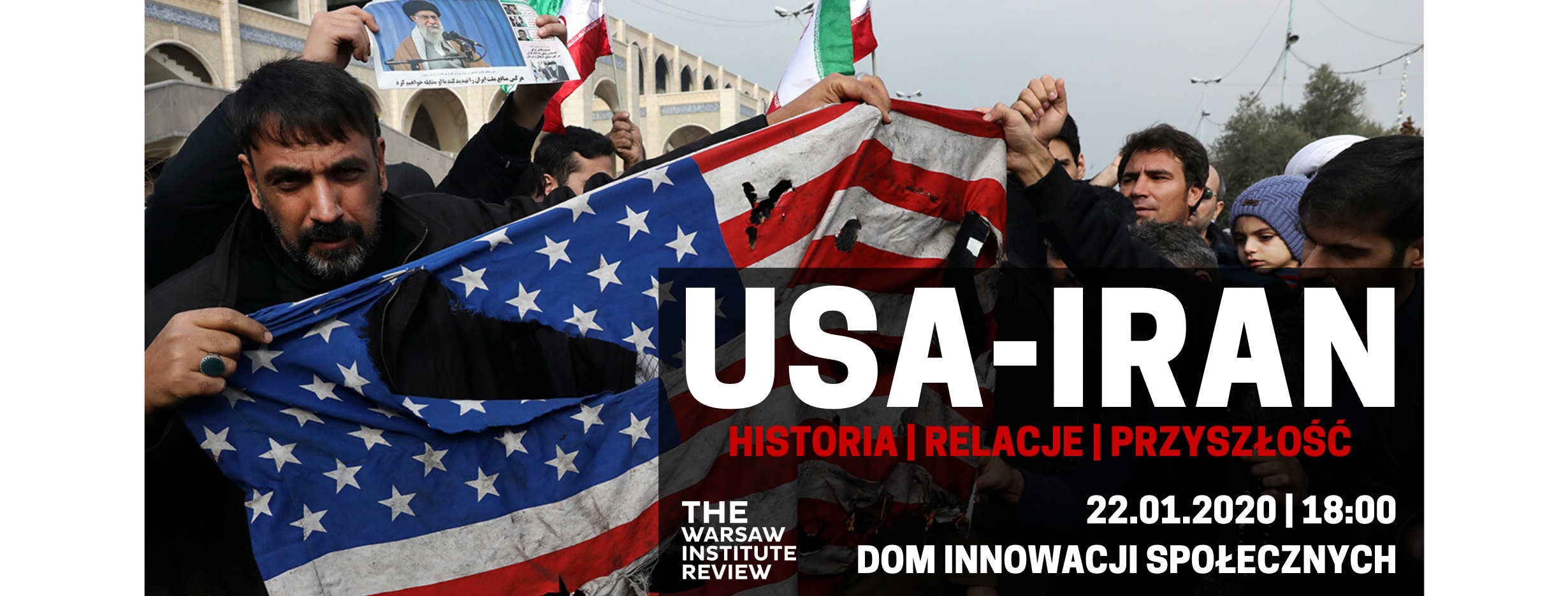 USA – IRAN: historia, relacje, przyszłość