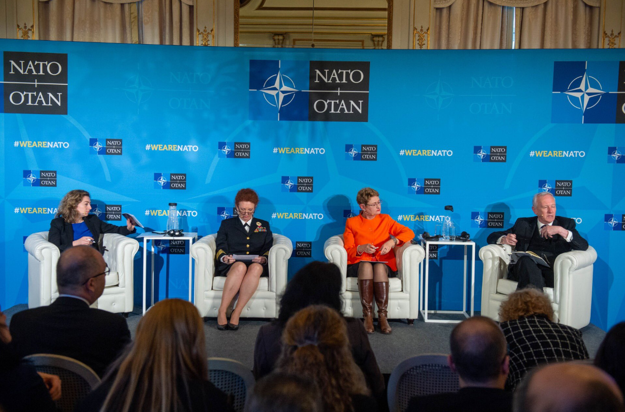 An Integrated Approach to NATO Communications – Bruxelles Conference