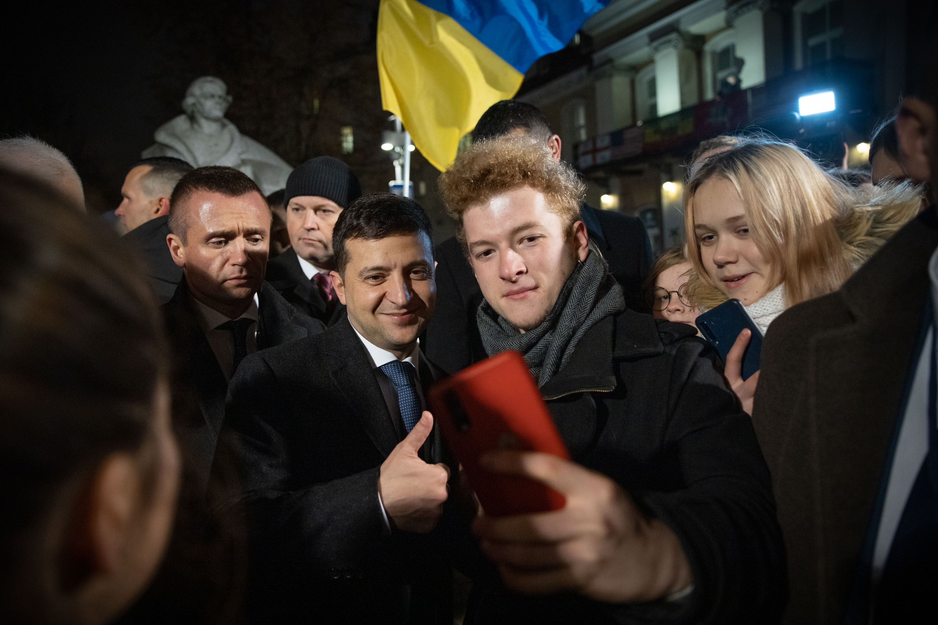The Year of Zelensky: Ukrainians Are Becoming More Optimistic