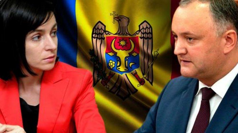 Moldova Again Sails Toward Russia