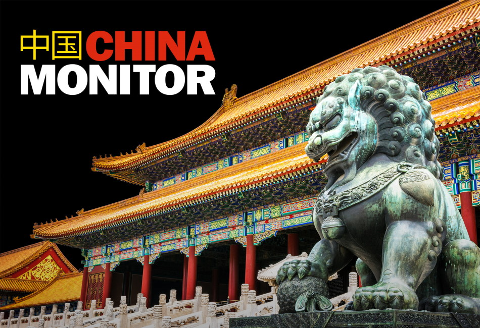 New analytical program – China Monitor