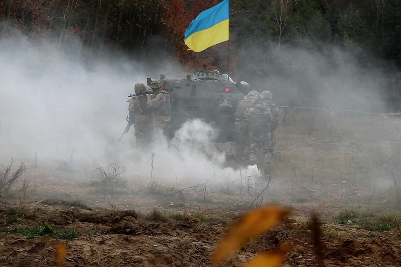 Attack in Donbass, Conference in Munich: Bad Signals for Ukraine