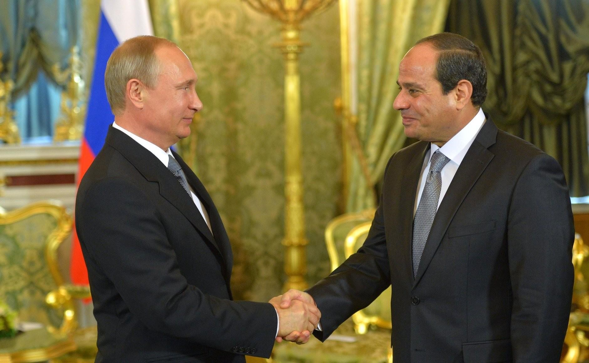 Russia Kicks Off Work On Egypt's First Nuclear Power Plant