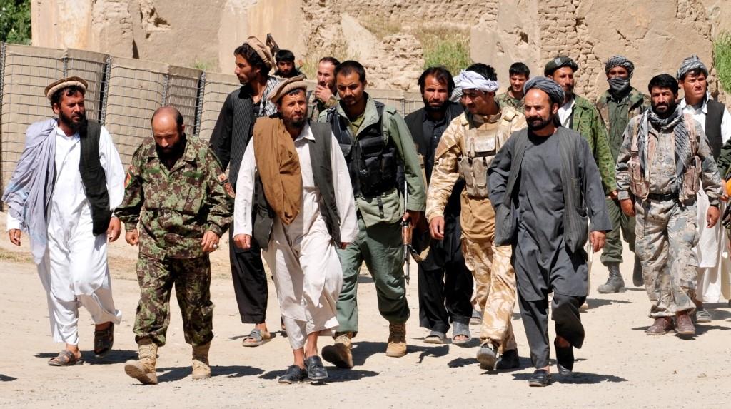 Russia Seeks Good Ties with Taliban