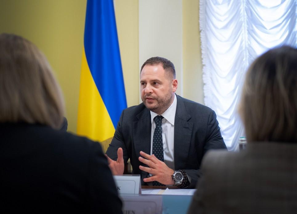 Plan Kozaka-Jermaka pułapką dla Ukrainy