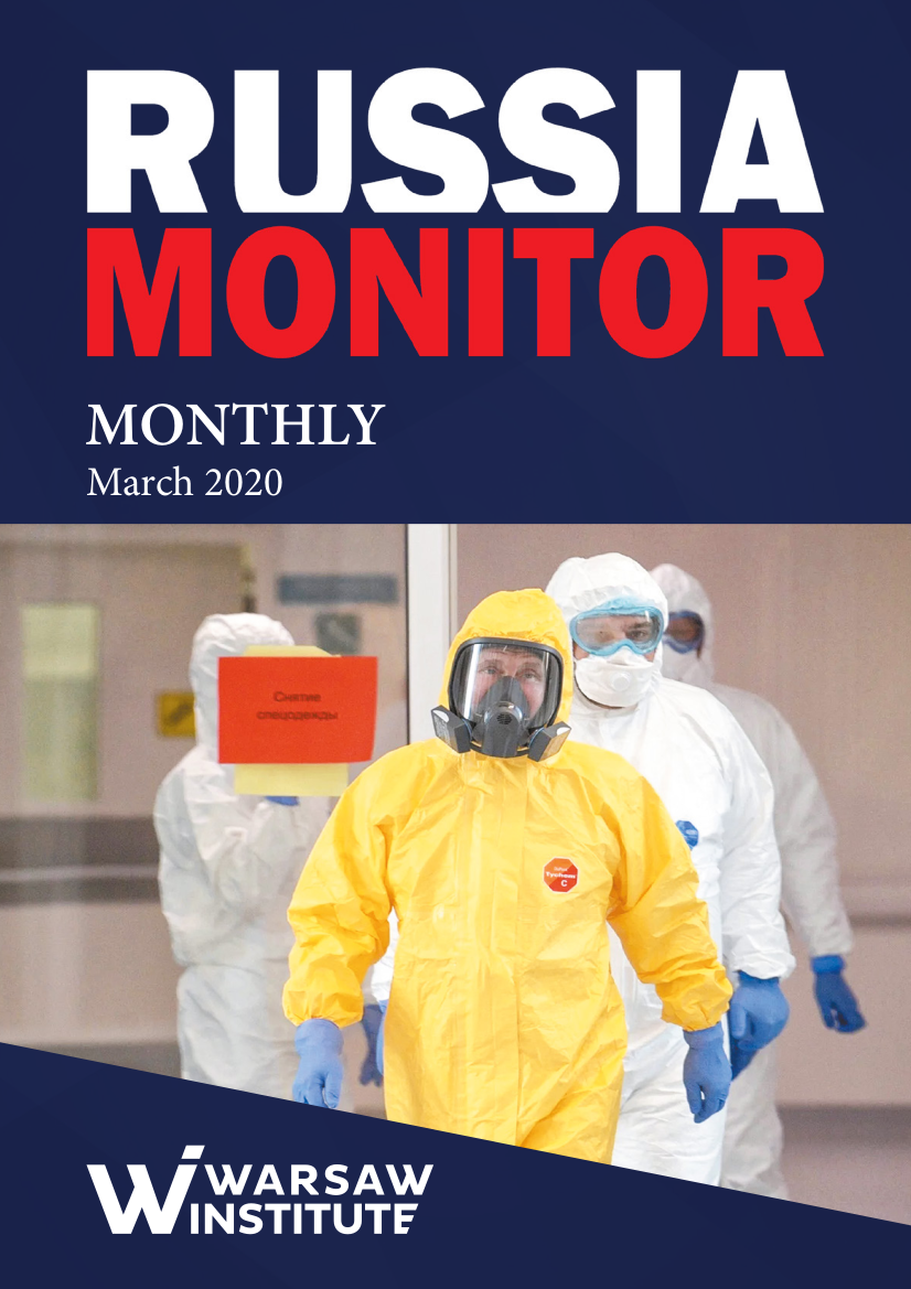 RUSSIA MONITOR MONTHLY 3/2020