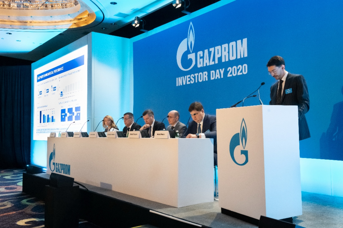 Gazprom's Natural Gas Export Revenue Declined Dramatically in Q1