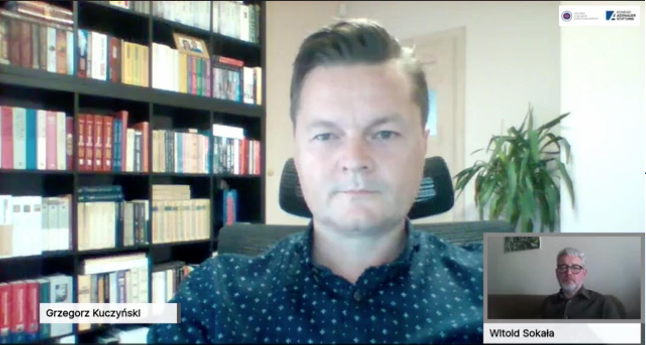 Warsaw Institute expert in CIR debate