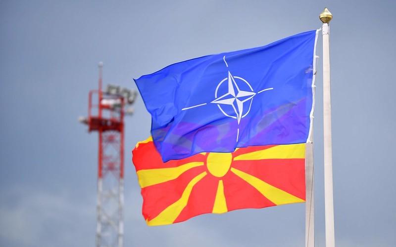 Macedonia Północna 30 członkiem NATO