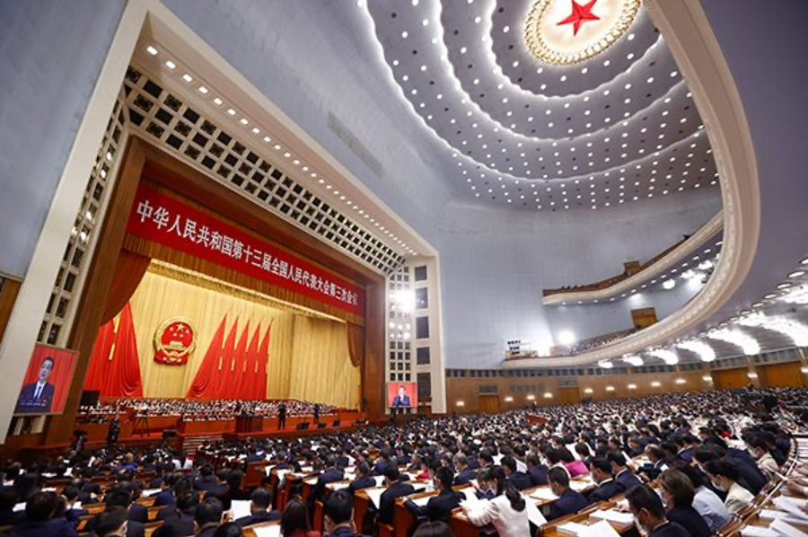 The future of Hong Kong after the Chinese parliament sitting