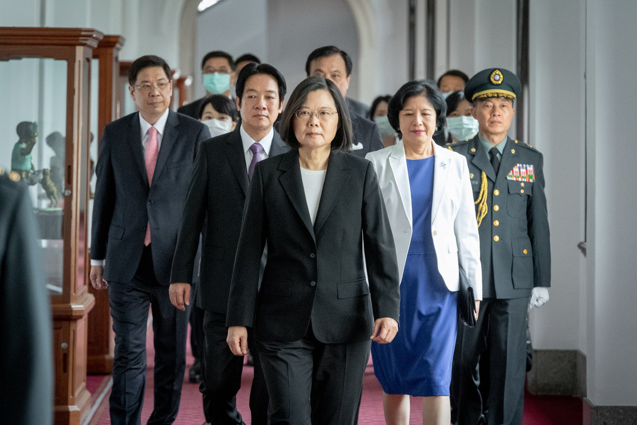 The Presidential Inauguration of Tsai Ing-wen