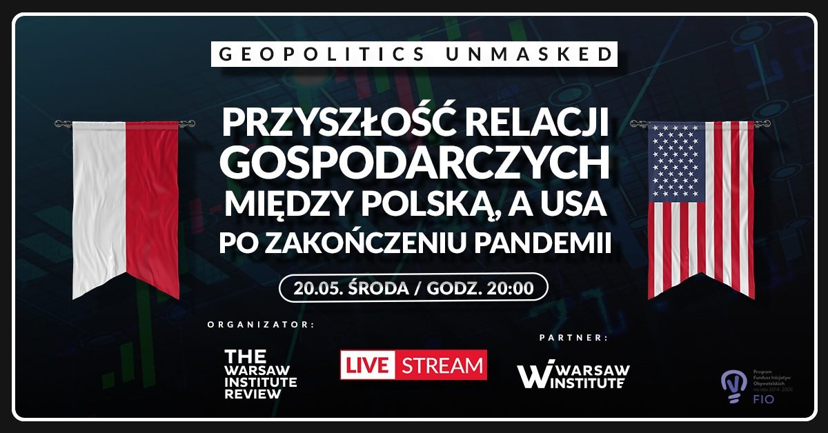 The future of economic relations between Poland and the US after the end of the pandemic